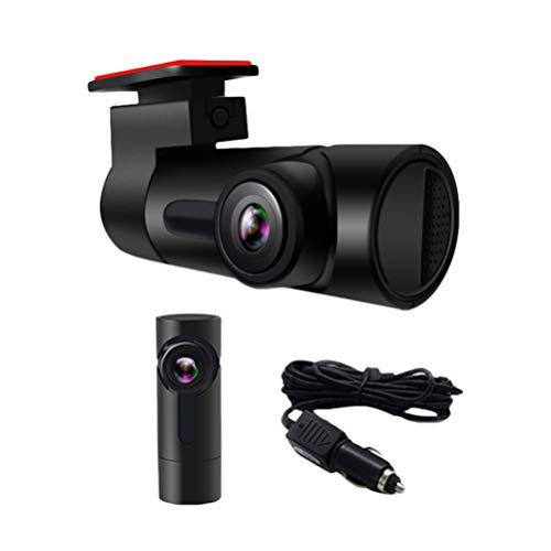 BESPORTBLE Dash Cam Kleine Überwachungskamera Mini Spion Kamera Auto Kamera Fahrzeug Video Fahren Rekorder Nachtsicht für Autos LKW Taxi