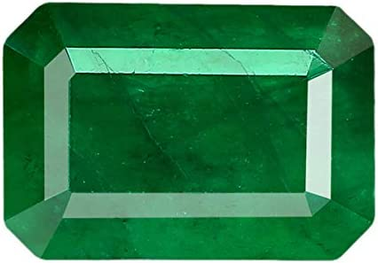 LMDPRAJAPATIS Popular shop is the lowest price challenge 3.80 Carat Outlet ☆ Free Shipping Zambian-Emerald Natural Lab A1 Quality