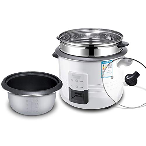 Best Bargain Rice Cooker (2-5L) Home Intelligent Insulation Multi-function Quality Inner Pot Spoon Steamer And Measuring Cup Dormitory Small Appliances Can Accommodate Up To 8 People (Size : 2L)