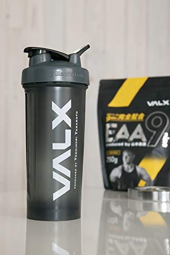 VALXプロテインシェイカーブレンダーボトルPro45大容量1.3L
