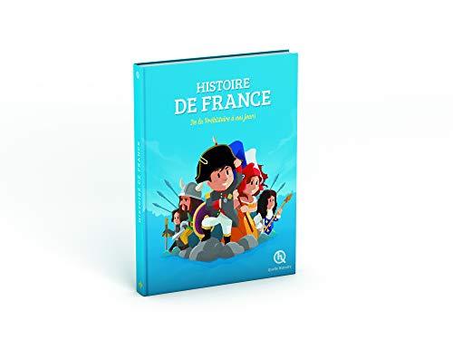 Histoire de France Premium: De la Préhistoire à nos jours