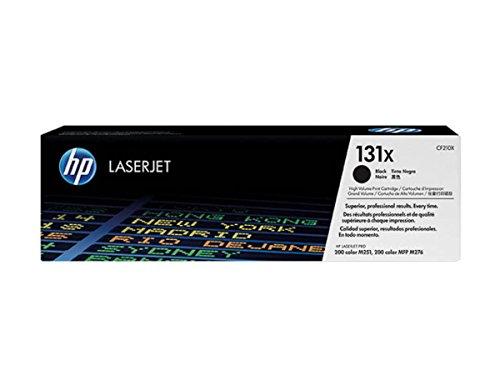 HP - Hewlett Packard LaserJet Pro 200 color M 276 nw (131X / CF 210 X) - original - Toner schwarz - 2.400 Seiten