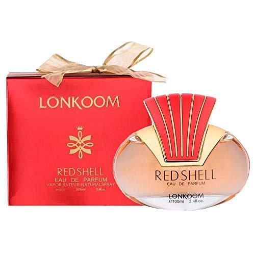 Red Shell For Women 100 Ml - Edp,