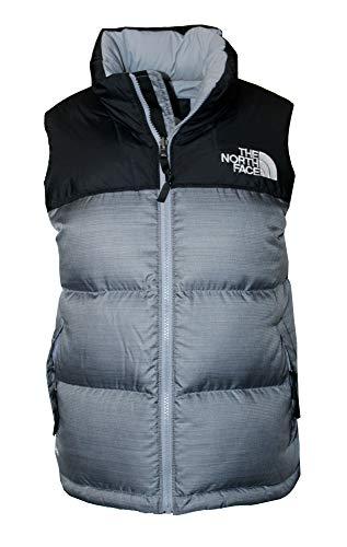 The North Face Women's 1996 Retro Down Nuptse Vest (TNF Medium Grey Heather, S)