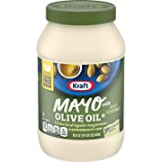 Kraft Mayo Olive Oil Mayonnaise (30 oz Jar)