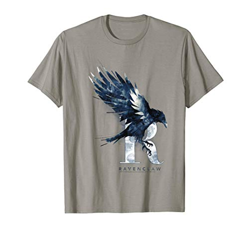 Harry Potter Ravenclaw House Watercolor T-Shirt