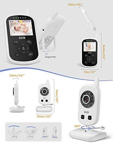 GHB Monitores de audio