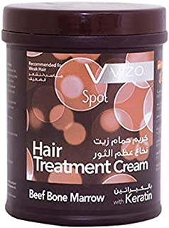 Vizo Spot Hair Treatment Cream Beef Bone Marrow with Keratin 1000ml (VIZ1353)