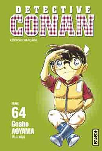 Détective Conan, tome 64