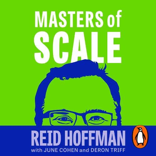 Masters of Scale cover art