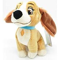 Animal Friends - Dama Perro de La Dama y El Vagabundo Felpa 17cm Plush