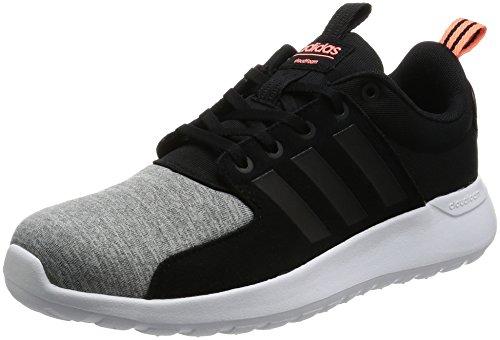 adidas Damen Cloudfoam Lite Racer W Sneaker Low Hals, Blau (Onicla/Negbas/Brisol), 40.5 EU
