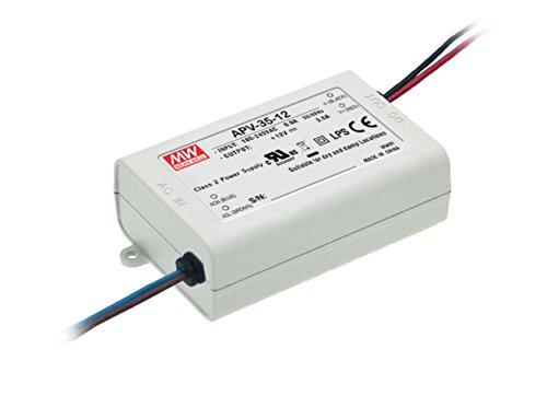 APV-35-36 | Mean Well 35W 36V CV Mode Power Supply