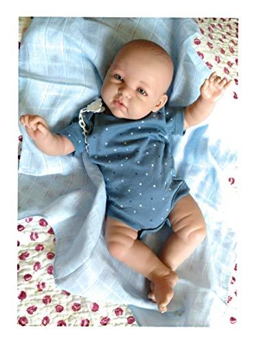 Bebés reborns para niñas,muñeco Reborn Realista