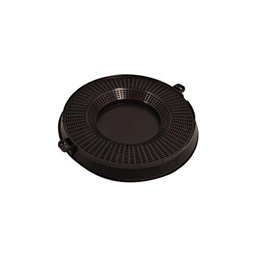 Auténtica para Horno para campana extractora Extractor filtros de carbono + fijación lengüetas 00090944