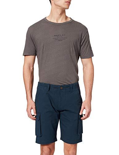 Inside @ CBE29 Pantaloni Cargo da Uomo, 21, 52/54 IT
