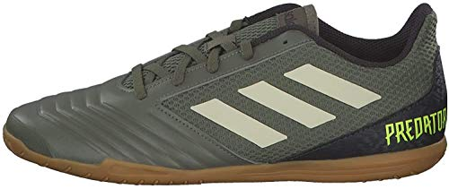 adidas Predator 19.4 IN Sala, Botas de fútbol Hombre, Verleg/Arena/Amasol, 41 1/3 EU