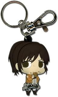 Great Eastern Entertainment Attack On Titan SD Sasha PVC Keychain