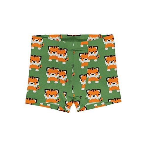 maxomorra Jungen Boxershorts/Unterhose mit Tigern 110/116