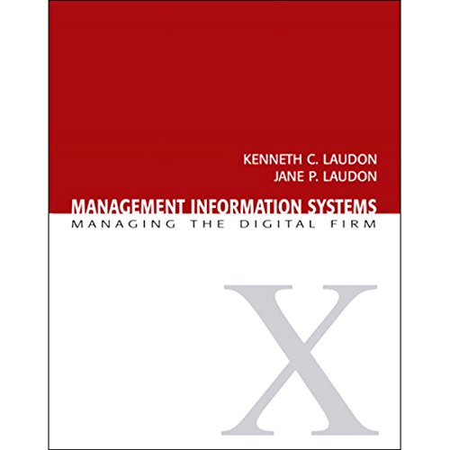Management Information System Kenneth C Laudon Pdf