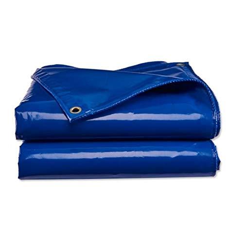 AIJIANG Lona Lona Impermeable Espesada, Tela para Sombrilla, Lona para El Suelo Lona para Acampar Lona Ligera para Barco Coche Camión Toldo Tela PVC Lona (Color : A, Size : 2 * 5m)