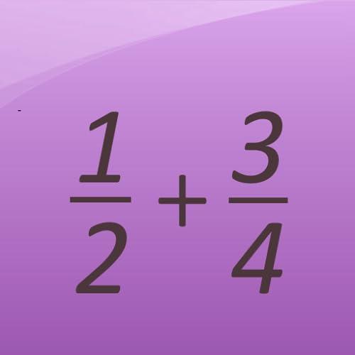 Las fracciones Calculadora Pro