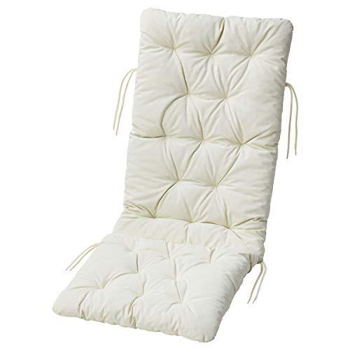 IKEA KUDDARNA cojín de asiento/respaldo, exterior 45x116 cm