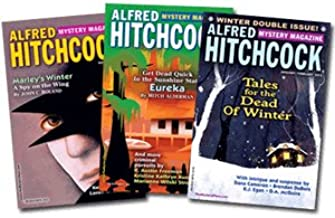 Alfred Hitchcock Mystery Magazine-3 Pack