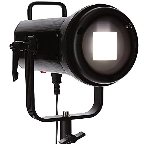 Rollei Lumen Studio 150 – Luz LED Profesional para Fotos y vídeos, Potente lámpara LED de Estudio con Control de aplicación y Conector Bowens S Tipo E