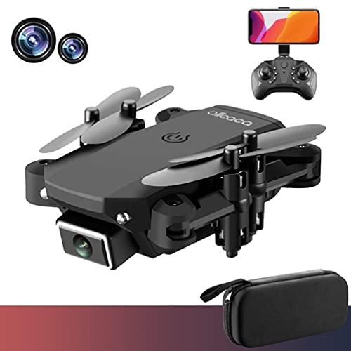 allcaca S66 Drone con Telecamera 4K FPV HD, RC Quadricottero WiFi Un Pulsante Decollo e Atterraggio, 3D Flip modalità Senza Testa, Funzione di Hovering, Miglior Regalo per Bambini e Principianti