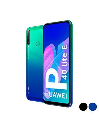Huawei P40 lite E Blue Smartphone 64 GB 48 MP Triple-Kamera 4.000-mAh Dual-SIM