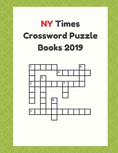 NY Times Crossword Puzzle Books 2019: USA Today Crossword Puzzle Books For Adults , Crossword HeavenPuzzle Dictionary Paperback , Crossword Puzzles For Teens