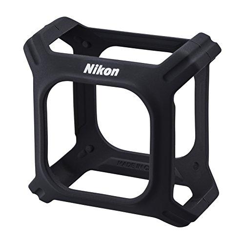 Nikon Silicon Jacket CF-AA1 Custodia Protettiva in Silicone per KeyMission 360, Nero