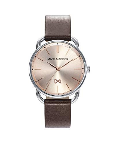 MARK MADDOX - Pack Reloj Acero Correa + Pulsera Sra Mm - MC7111-97
