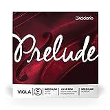 D'Addario Orchestral Prelude - Cuerda individual Do para viola, escala media MM, tensión ...