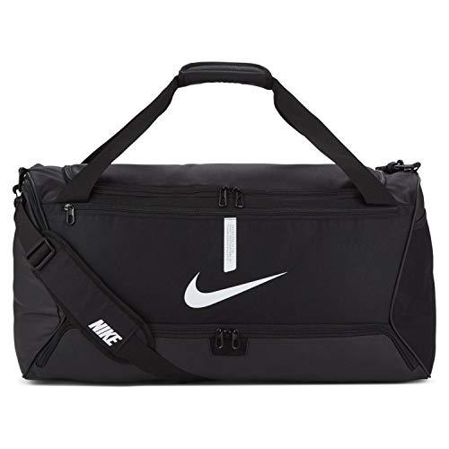 Nike CU8090-010 NK ACDMY TEAM M DUFF - SP21 Gym Bag womens...