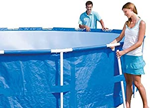 Bestway 56407 Steel Pro MAX Above Ground Pool, 10-Feet by 30-inch, Blue