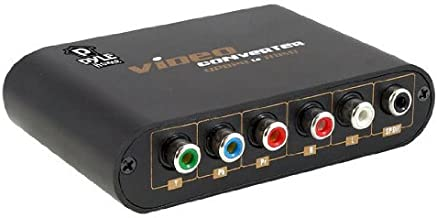 Pyle Home PYPBHD40 Component Video and SPDIF to HDMI Converter with Audio Support (Discontinued by Manufacturer)