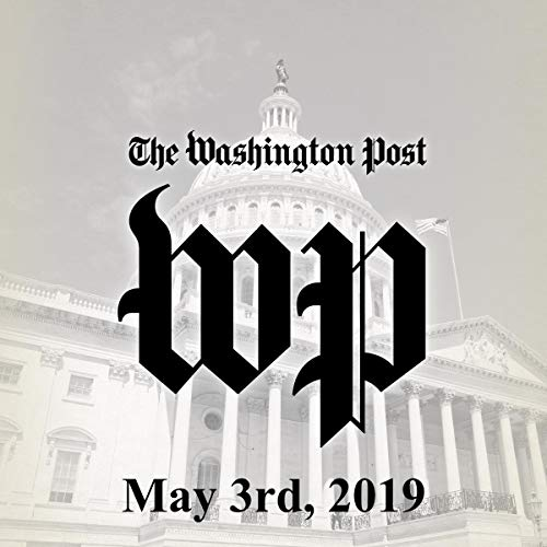 May 3, 2019 copertina