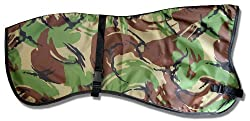 Camouflage Lurcher dog Coats