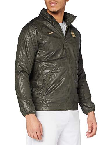 Nike ATM M NK AWF LTE Jkt, Giacca Sportiva Uomo, Cargo Khaki/(Khaki) (No Sponsor), M