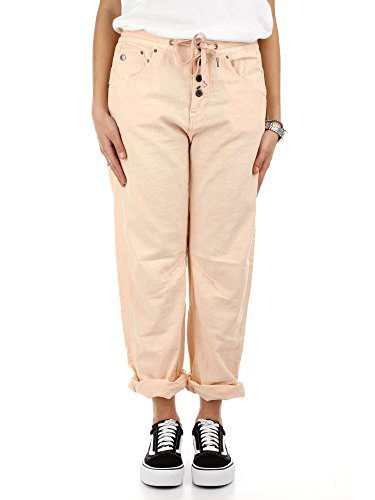 G-STAR RAW Arc BTN OS 3D Low Boyfriend 7/8 W Jeans Peach
