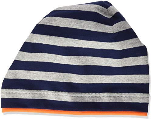 maximo Jungen Jerseymütze Mütze, Mehrfarbig (Mood Indigo-Ermelino 408), (Herstellergröße: 55)