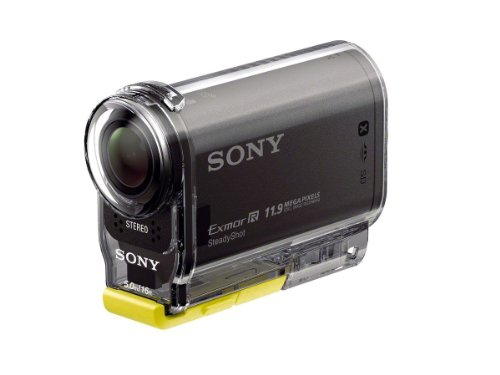 Sony HDR-AS30V - Actionsport-Kameras (Full HD, 1920 x 1080 Pixel, 30 fps, 640 x 480,1280 x 720,1920 x 1080 Pixel, AVC,H.264,MP4,MPEG4, 1080p,720p)