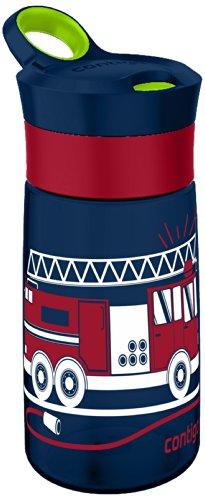 Contigo Trinkflasche Gracie, Navy Blue Firetruck, 1000-0352