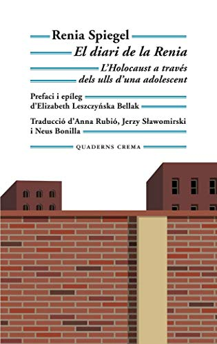 El diari de la Renia: L'Holocaust a través dels ulls d'una adolescent (Biblioteca Mínima, Band 215)