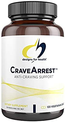Designs for Health - CraveArrest 120 Vegetarian Capsules [Health and Beauty]