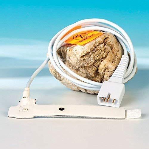 Wickelsensor Erwachsene/Babies für RESQ-Meter Pulsoximeter