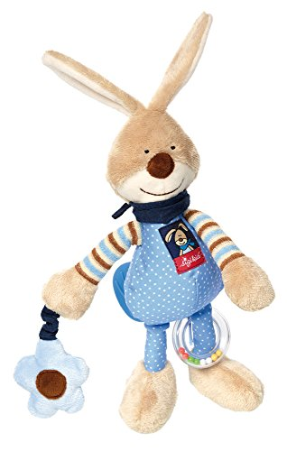 sigikid, Jungen, Multi-Tier, Hase, Semmel Bunny, Blau, 38676
