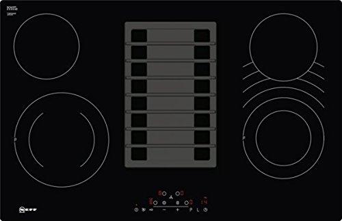 Neff T18PD3AX0 Kochfeld N70 / A / TouchControl / CountUp Timer / CombiZone / flächenbündig ohne Rahmen